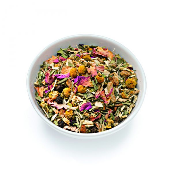 Ronnefeldt Purutee Ayurveda Herbs & Ginger 100g