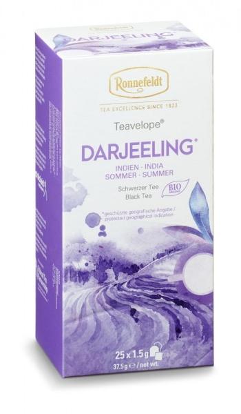 Ronnefeldt ümbrikutee Darjeeling Organic 25tk