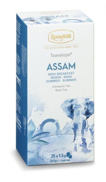 Ronnefeldt ümbrikutee Assam Irish Breakfast 25tk