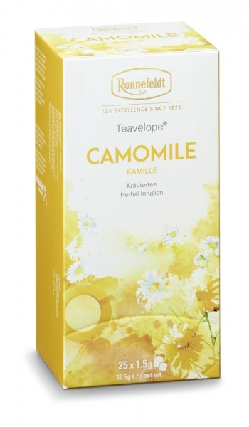 Ronnefeldt Teavelope Camomile 25 servings