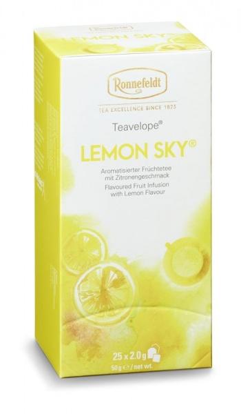 Ronnefeldt ümbrikutee Lemon Sky 25tk