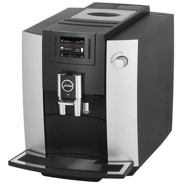 Jura E6 - Platinum