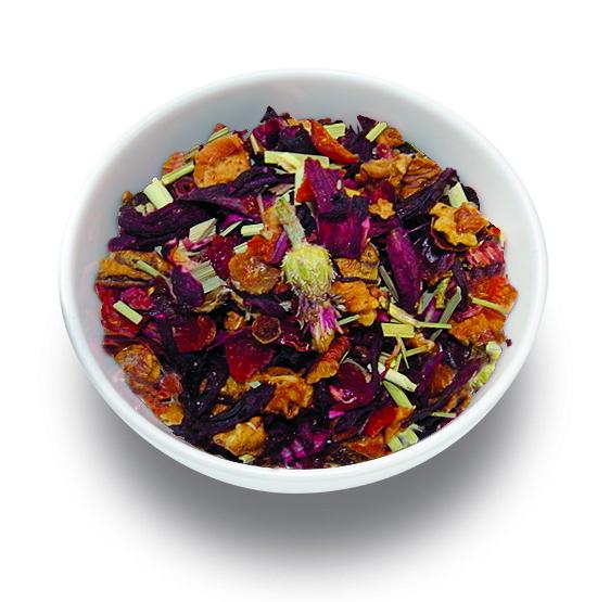 Ronnefeldt purutee Fresh Raspberry Organic 100g