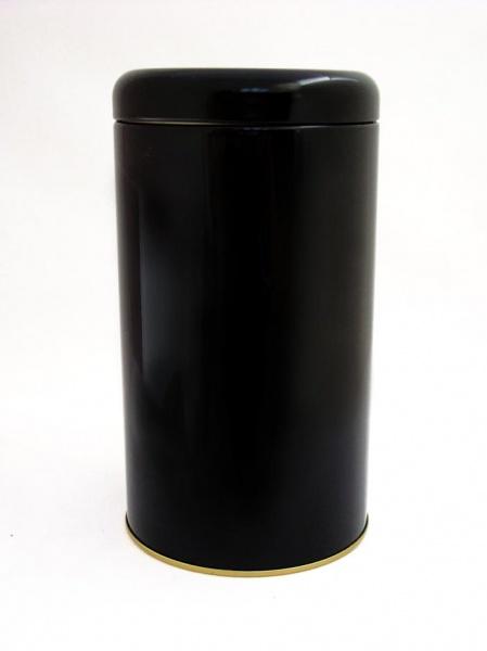 Ronnefeldt teepurk must, ümar