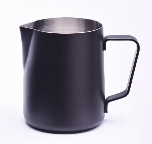JoeFrex piimavahustuskann 350ml Must