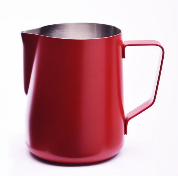 JoeFrex piimavahustuskann 350ml Punane