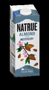 Natrue Almond Drink Unsweetened 6 pcs