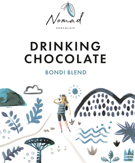 Nomad kakao Bondi Blend 1kg