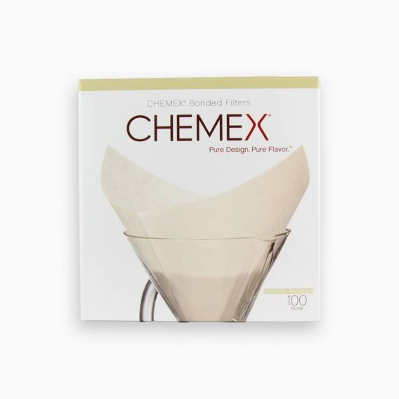 Chemex filters 100 pieces (6-10 cups)