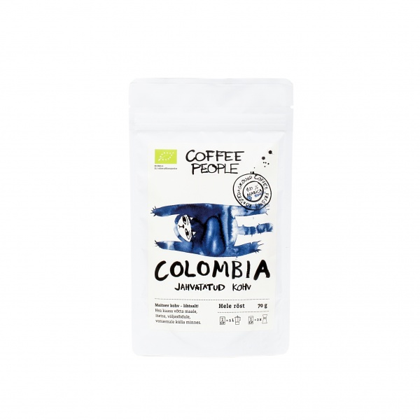 LR COLOMBIA, Ground coffee 70g