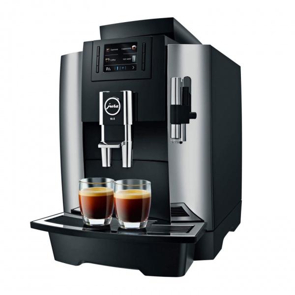 Kasutatud Jura WE8 espressomasin