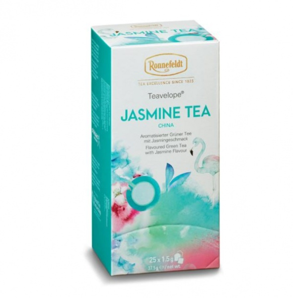 Ronnefeldt ümbrikutee Jasmine Tea 25tk