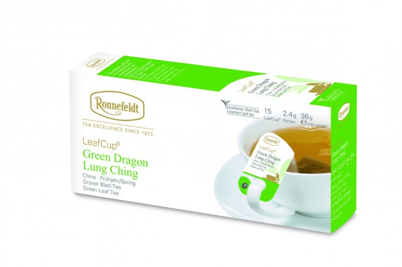 Ronnefeldt LeafCup Green Dragon Lung Ching 15tk