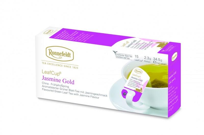 Ronnefeldt LeafCup Jasmine Gold 15tk