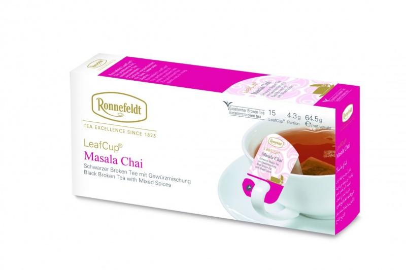 Ronnefeldt LeafCup Masala Chai 15tk