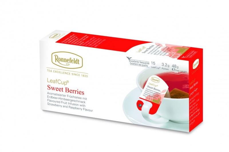 Ronnefeldt LeafCup Sweet Berries 15tk