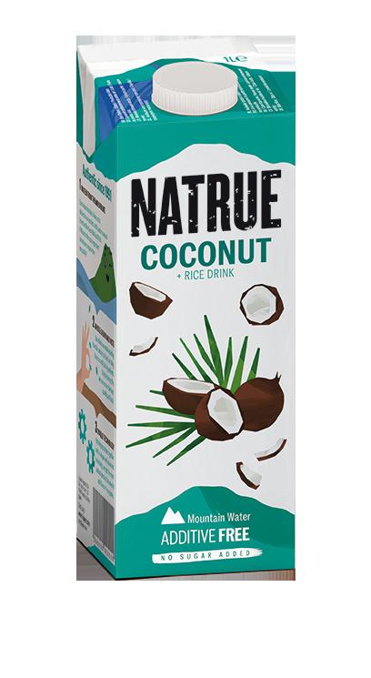 Natrue Coconat-rice milk 6 pcs