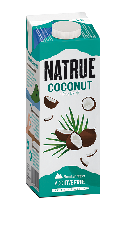 Natrue Kookose-riisijook 6 tk
