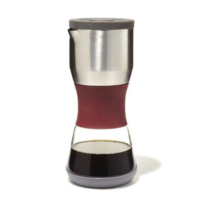 Fellow Duo coffee steeper, Maroonish (24oz)