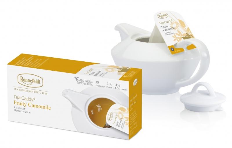 Ronnefeldt Tea-Caddy Fruity Camomile 15 servings