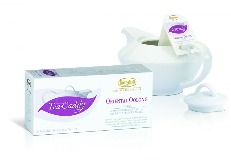 Ronnefeldt TeaCaddy Oriental Oolong 20tk
