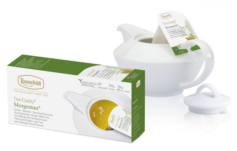 Ronnefeldt Tea-Caddy Morgentau 20 servings