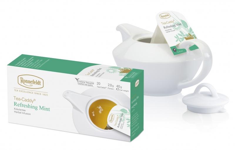 Ronnefeldt Tea-Caddy Refreshing Mint 20 servings