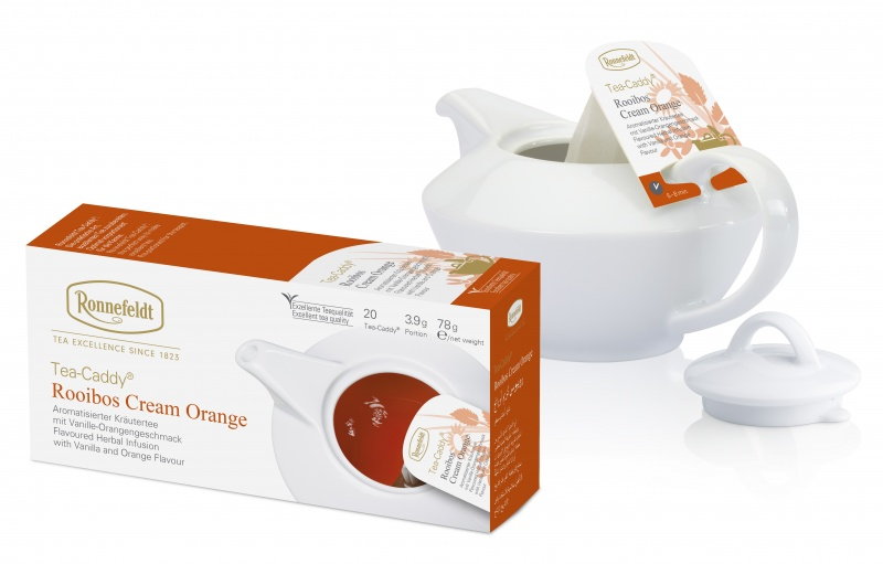 Ronnefeldt TeaCaddy Rooibos Cream Orange 20tk