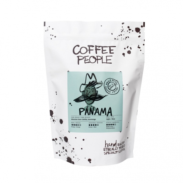 LR PANAMA Microlot Don Cubilla 0,25kg