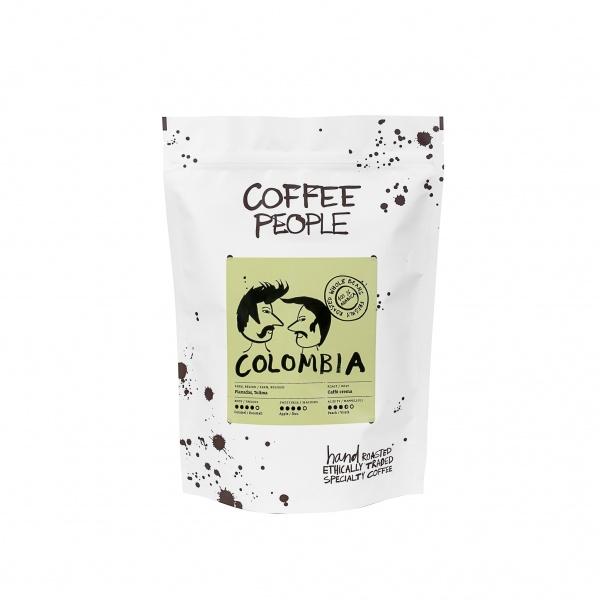 Crema COLOMBIA Tolima, Planadas Organic 0,5kg