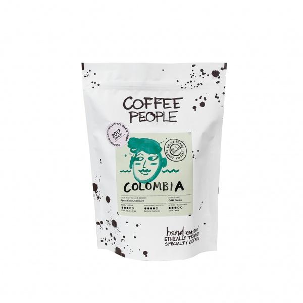 Crema COLOMBIA Aguas Claras Casanare Microlot 0,5kg