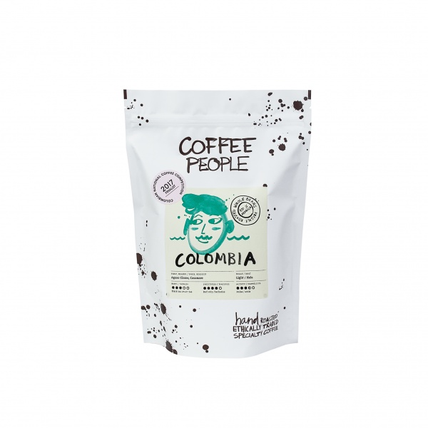 LR COLOMBIA Aguas Claras Casanare Microlot 0,25kg