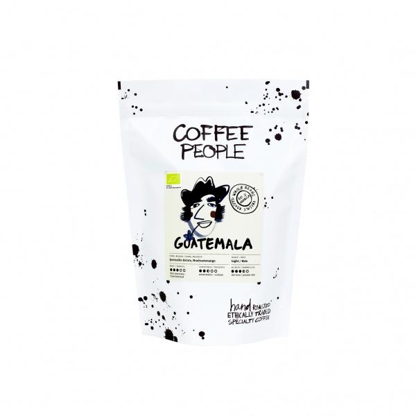 LR GUATEMALA San Antonio Huista Organic 0,25kg