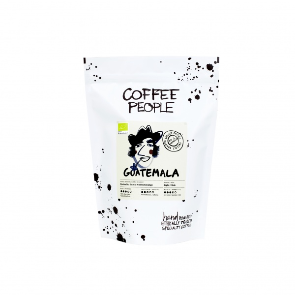 LR GUATEMALA San Antonio Huista Organic 0,5kg