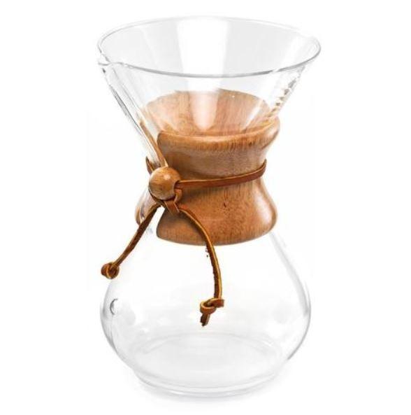 Chemex kohvikann 6 tassi
