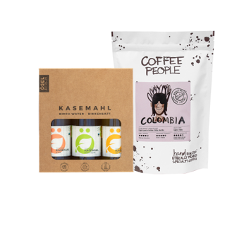 ÖselBirch Kasemahlad 3tk + L.R Colombia Inga Aponte 500g