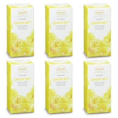 Ronnefeldt ümbrikutee Lemon Sky 6 pakki