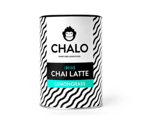 Chalo Lemongrass Chai Premix 300g