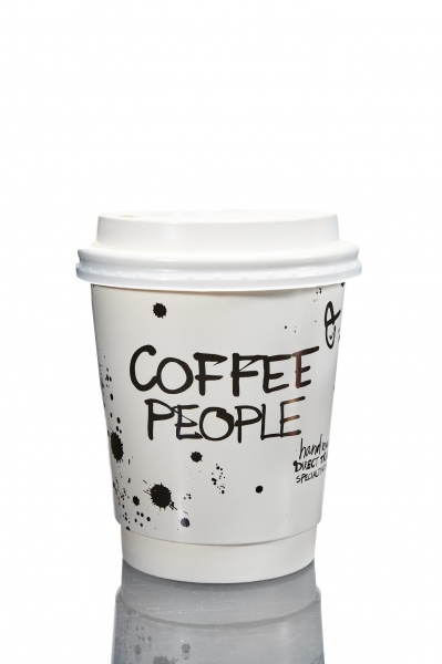 Coffee People 240 ml topsikaaned 1000tk