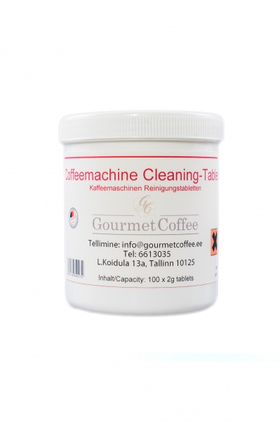Automatic Coffee Machine cleaning tablets