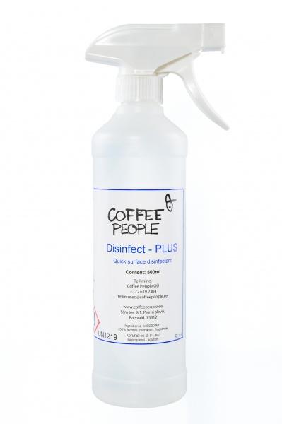CP kohvimasina puhastusspray