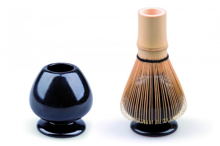 Matcha valmistamise tarvikute väike komplekt
