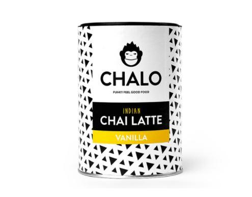 Chalo Vanilla Chai Premix 0,3kg (parim enne detsembris)
