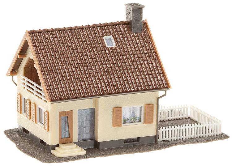 1/87 H0 One-family house Faller